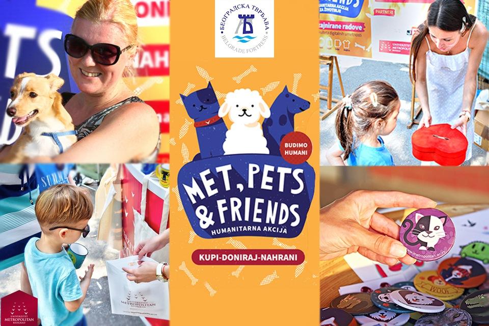MET, Pets & Friends - vizual vest